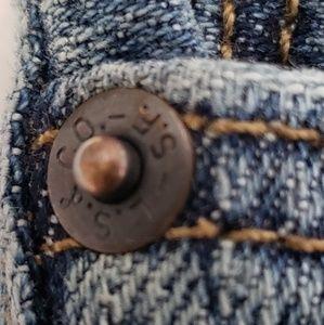Levi's Jeans - Levi's prototype jeans-NWOT